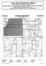 Map Image 034, Cass County 2007