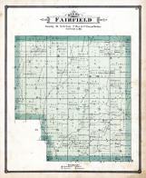 Fairfield Township, Cedar County 1885