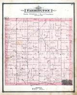 Farmington Township, Durant, Little Elkhorn Creek, Cedar County 1885