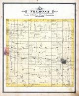 Fremont Township, Mechanicsville, Stanwood, Cedar County 1885