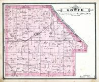 Gower Township, Plato, Cedar River, Cedar County 1885