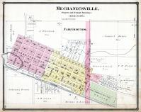 Mechanicsville, Cedar County 1885