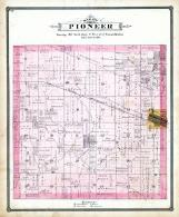 Pioneer Township, Mechanicsville, Cedar County 1885