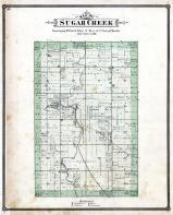 Sugar Creek Township, Lime City, Cedar County 1885