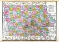 State Map, Cedar County 1901
