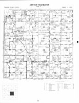 Center and Rochester Townships, Cedar County 1977