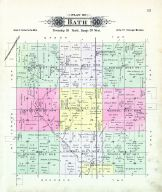 Bath, Cerro Gordo County 1895