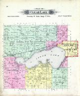Clear Lake, Cerro Gordo County 1895