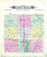 Lime Creek, Cerro Gordo County 1895