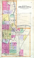 Mason City - East, Cerro Gordo County 1895