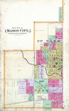 Mason City - West, Cerro Gordo County 1895