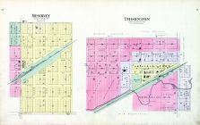 Meservey, Thornton, Cerro Gordo County 1895