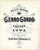 Cerro Gordo County 1895