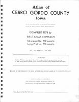 Cerro Gordo County 1978