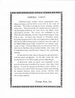 Introduction, Cherokee County 1907 Cherokee Times