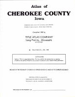 Title Page, Cherokee County 1982
