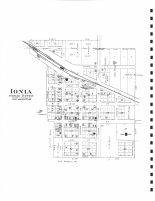 Ionia, Chickasaw County 1892