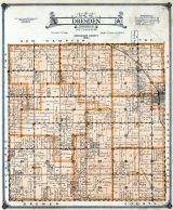 Dresden Township, Chickasaw County 1915