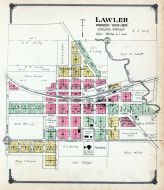 Lawler, Chickasaw County 1915