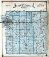 New Hampton Township, Chickasaw County 1915
