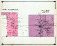 North Washington, Alta Vista, Chickasaw County 1915