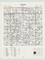 Chickasaw Township - Code 2, Chickasaw County 1985