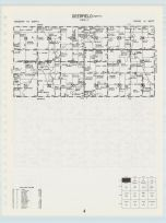 Deerfield Township North - Code 4, Chickasaw County 1985