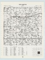New Hampton Township - Code 10, Chickasaw County 1985