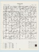 Stapleton Township - Code 12, Chickasaw County 1985
