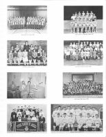 Clay Central Sr. Choir - 1970, George Clark Combo Band, FFA - Peterson, Baseball Team of Rossie - 1947