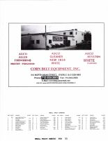 Gillett Grove Township - Small Tract Owners, Ad - Corn Belt Equipment, Inc., Clay County 2003