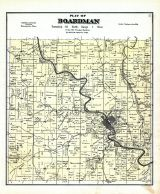 Boardman, Clayton County 1886