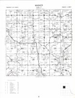 Wagner Township, St. Olaf, Clayton County 1975