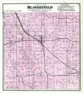 Bloomfield, Clinton County 1874
