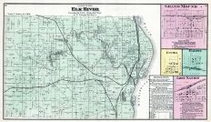Elk River, Grand Mound, Elvira, Malone, Lost Nation, Clinton County 1874