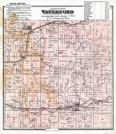 Waterford, Clinton County 1874