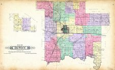 DeWitt Township, Clinton County 1894