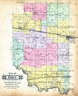 Eden Township, Clinton County 1894