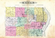 Elk River Township, Clinton County 1894