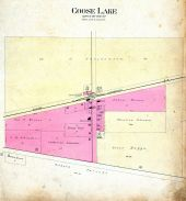 Goose Lake, Clinton County 1894