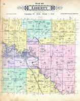 Liberty Township, Clinton County 1894