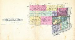 Lincoln Township and Clinton City, Clinton County 1894