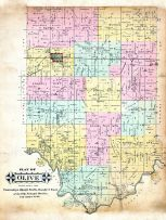 Olive Township, Clinton County 1894