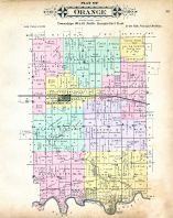 Orange Township, Clinton County 1894