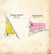 Teeds Grove and Andover, Clinton County 1894