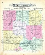 Waterford Township, Clinton County 1894