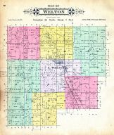 Welton Township, Clinton County 1894
