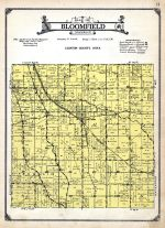 Bloomfield Township, Clinton County 1925