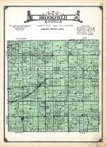 Brookfield Township, Clinton County 1925