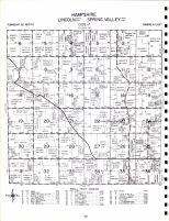Lincoln, Hampshire and Spring Valley Townships, Clinton County 1966